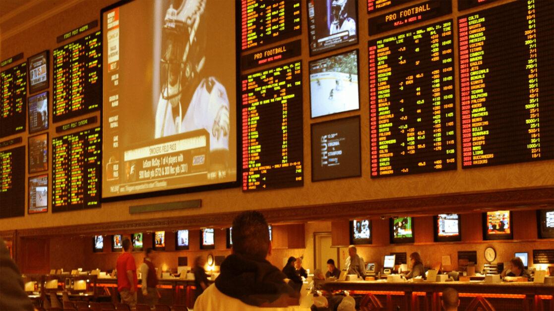 Evolution of sports betting