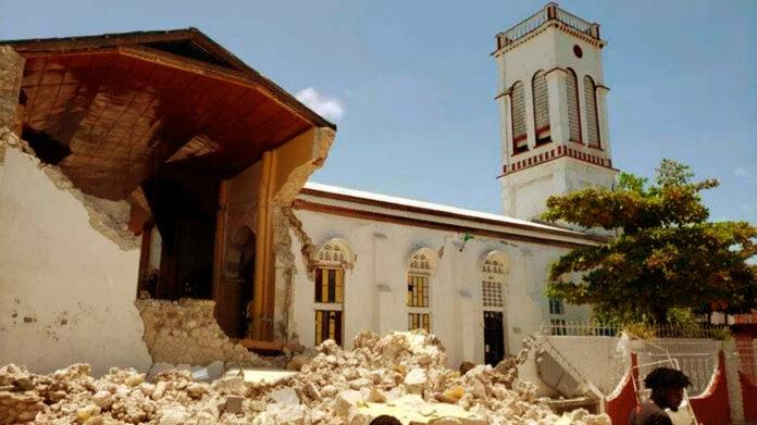 Haiti Earthquake Causes At Least 304 deaths