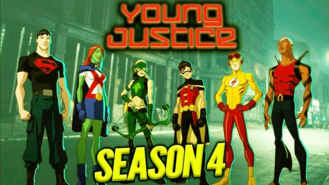 Updates of Young Justice Season 4: Story & Release Date