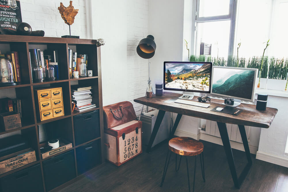 4 Ways To Make Your Home Office More Personalized