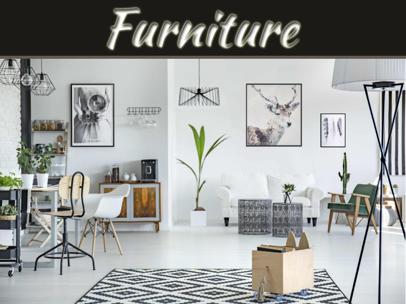 Tips On Choosing Furniture For Your Small Spaces
