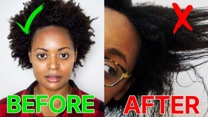 What is an Afro Hair Texturizer and How Does it Work?