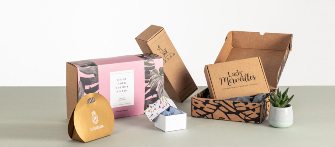 Kraft Retail Boxes - A Cost Effective Way of Packaging Your Goods