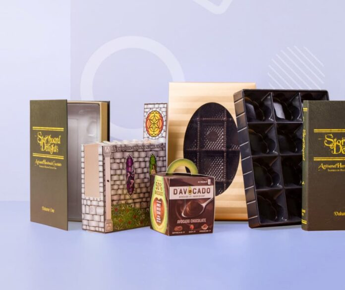 Custom Chocolate Boxes: Make Your Products Standout