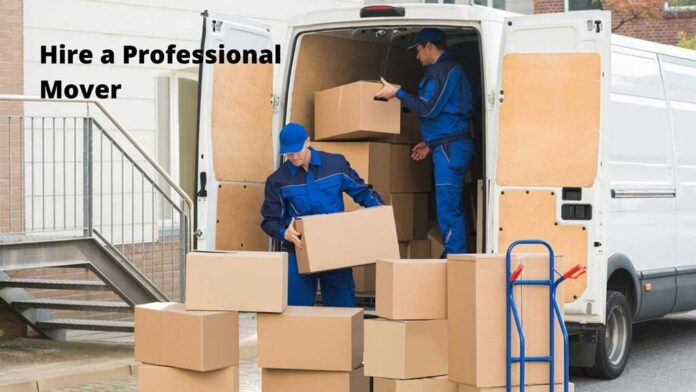 Why You Should Hire a Professional Mover
