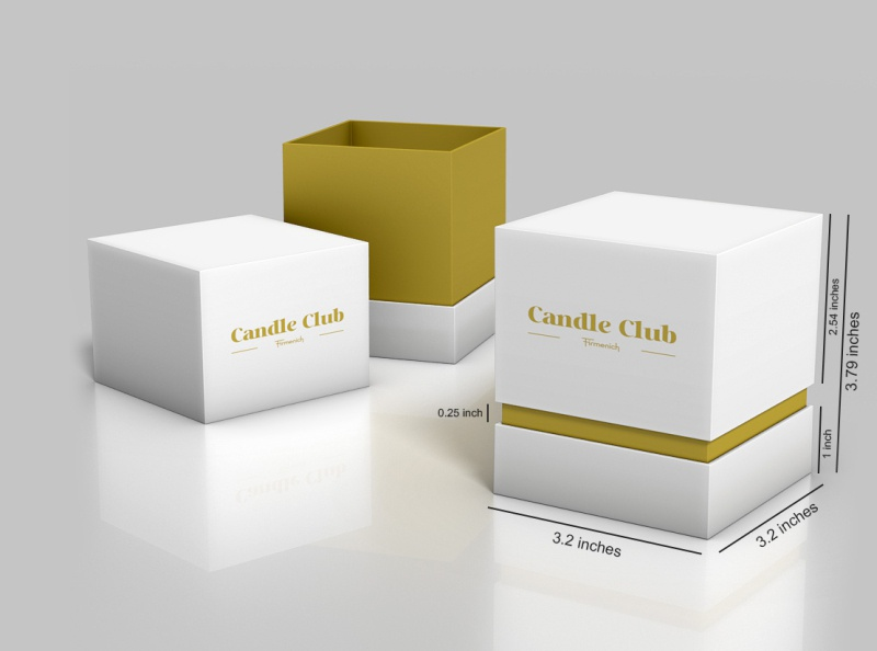 The Importance of Cardboard Made Candle Rigid Boxes in 2021