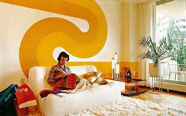 The 1960s Feel? Leap Back Through Time With These Baroque-Style Home Ideas