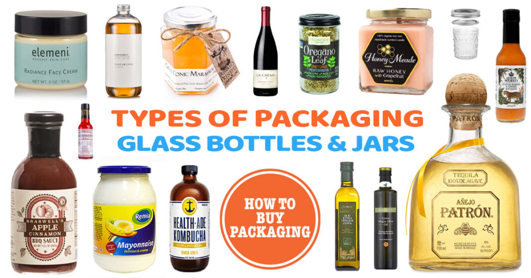 Packaged Goods in Bottles and Jars: Advantages and Disadvantages